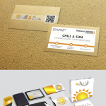 CHILL&SUN (LOGO #4)