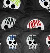 Topic 03 camisetas