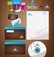 tecso with stationary and demo