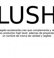 LUSH (high Beauty)