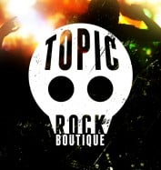 Topic Rock Botique Logo