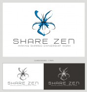 Logoisotipo - ShareZen [simple]
