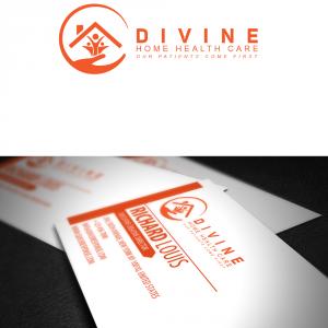 Superior Design Contest For Logo For Divine Home Health Care, Inc. | Guerra Creativa