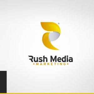 Design contest for logo for rush media marketing guerra creativa altavistaventures Choice Image