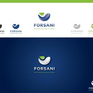 Design Contest For Logo Forsani Bathroom Solutions Guerra Creativa