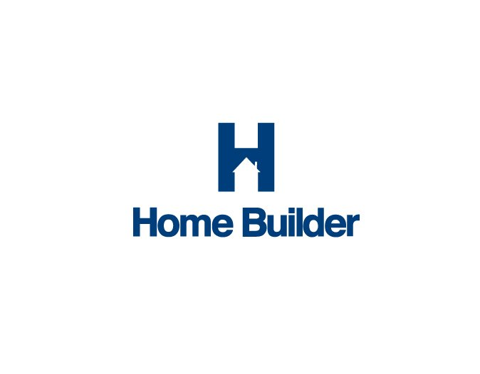 Home Builder Logo House In H