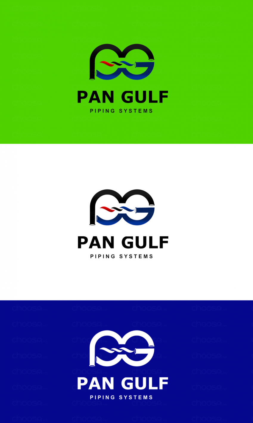 PAN GULF great logo