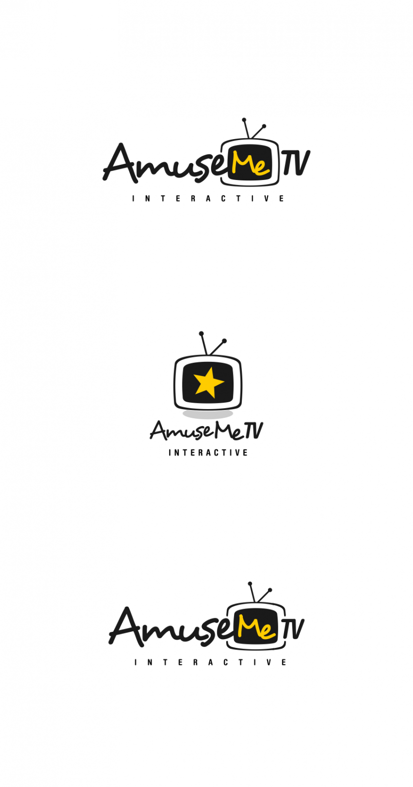 Amuse Me TV - 02 variant 2