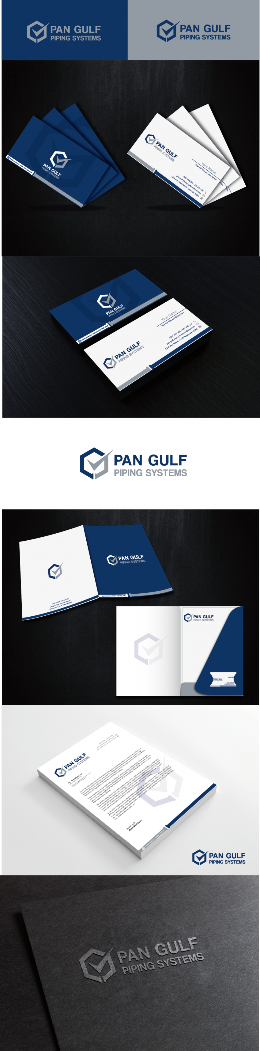 PAN GULF PIPING SYSTEMS papeleria2