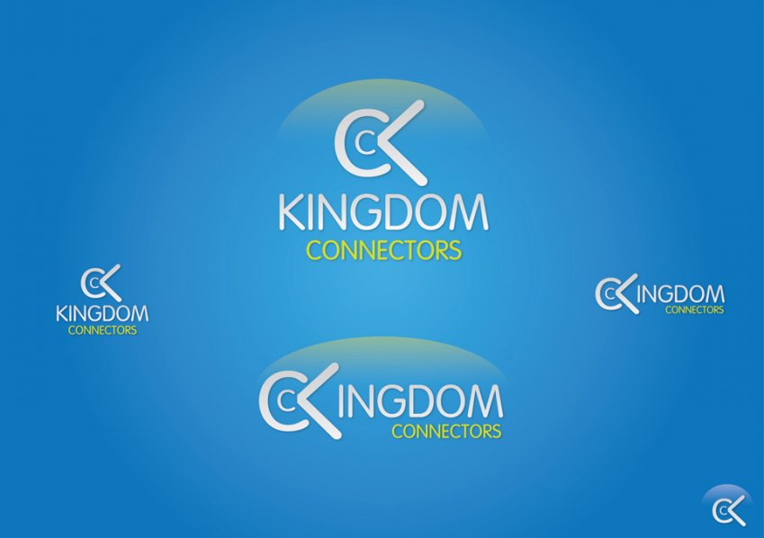 Kingdom Connectors - Blue/Green - Positive