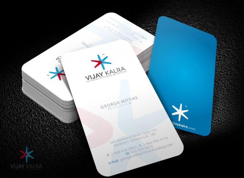 VIJAYKALRA| business card