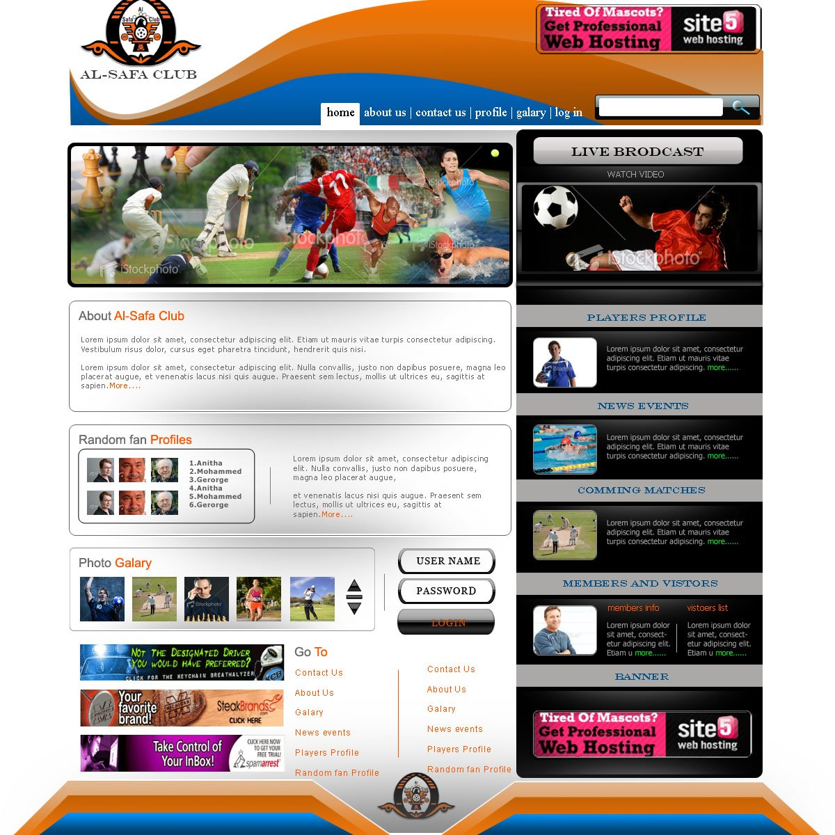 Alsafa website