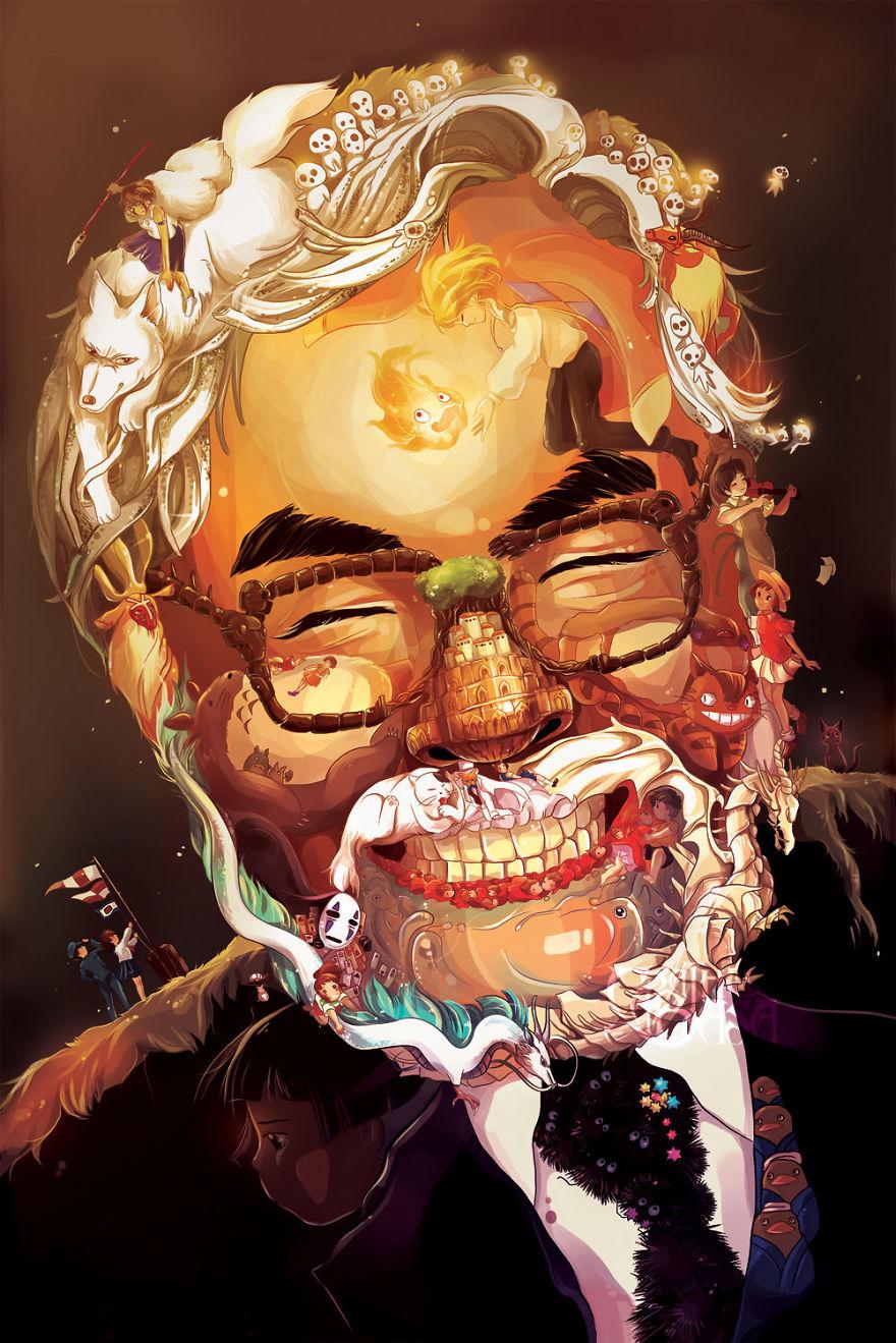 Blog Fondos De Pantalla Para Celebrar Hayao Miyazaki
