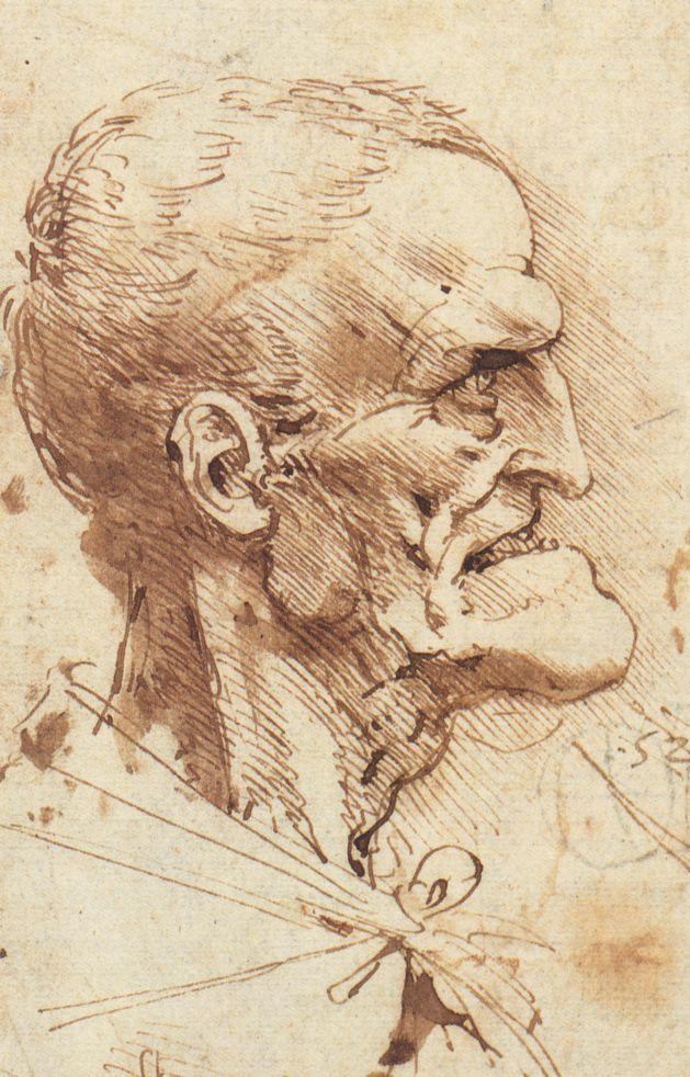 Blog: Los dibujos de Leonardo Da Vinci | Guerra Creativa