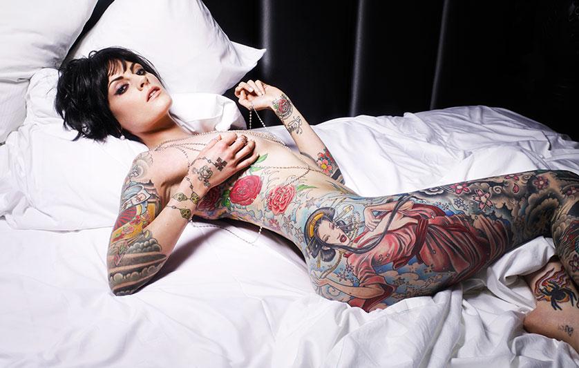 Blog Tatuajes de diseo creativo Guerra Creativa