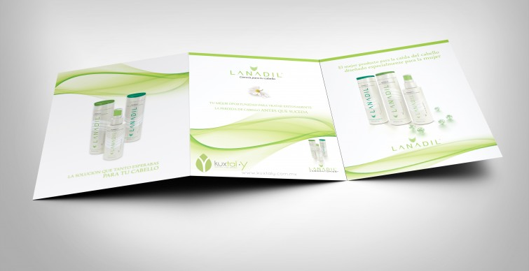 Brochure Lanadil